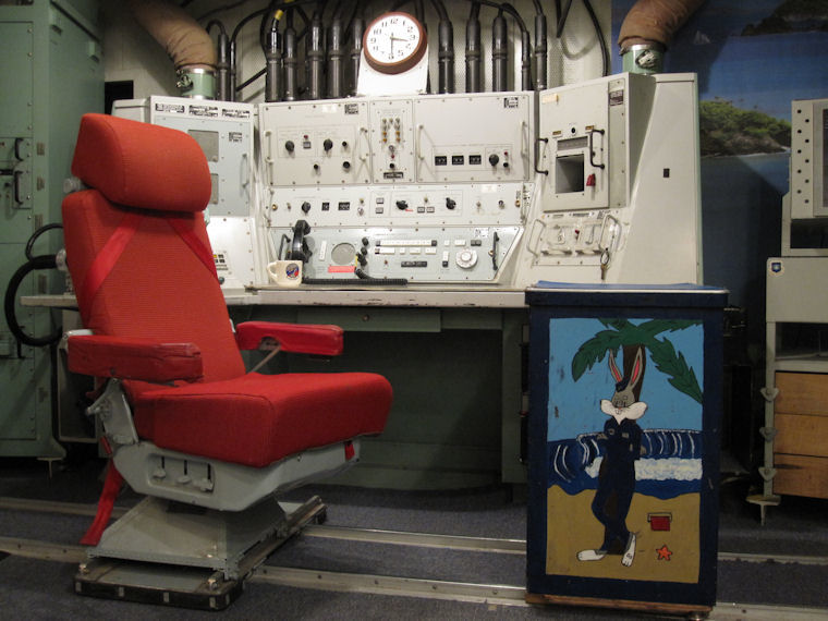 Film Contest Offers Cooperstown ND Missile Facility as Shooting Location