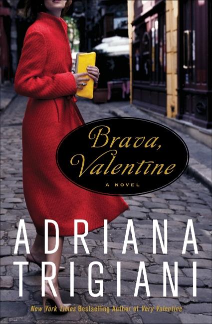 "Author Adriana Trigiani about ""Brava Valentine"" and the Iron Range"