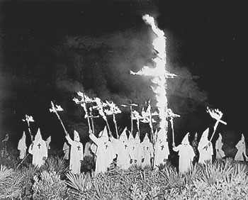 Ku Klux Klan in Itasca County in the 1920s