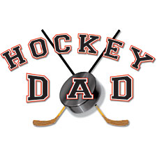 Commentator Robert Saxton on Being a Hockey Dad