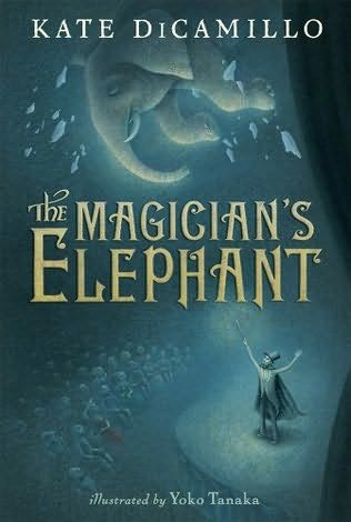 "MN Author Kate DeCamillo and ""The Magician's Elephant"""