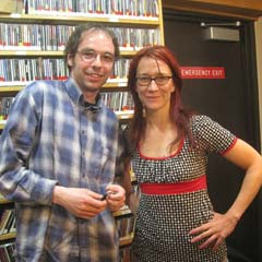 Wes Hadrich & Jessica Myshack