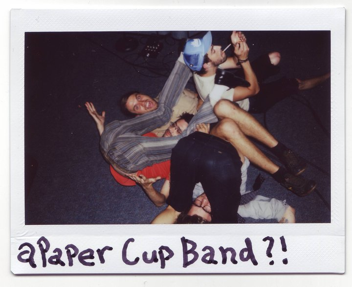 A Paper Cup Band