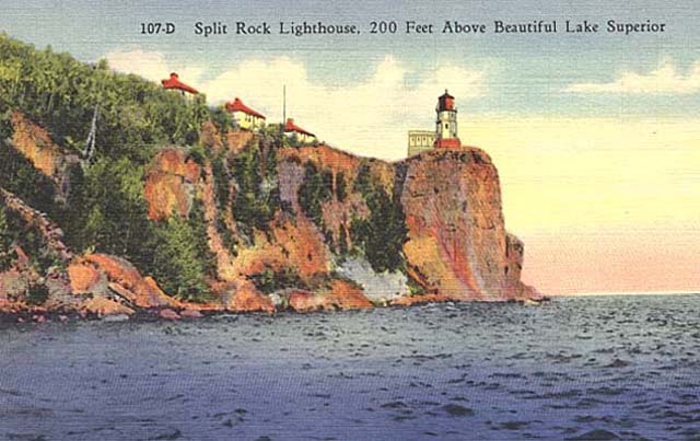 MN90: The Lure of the Lighthouse