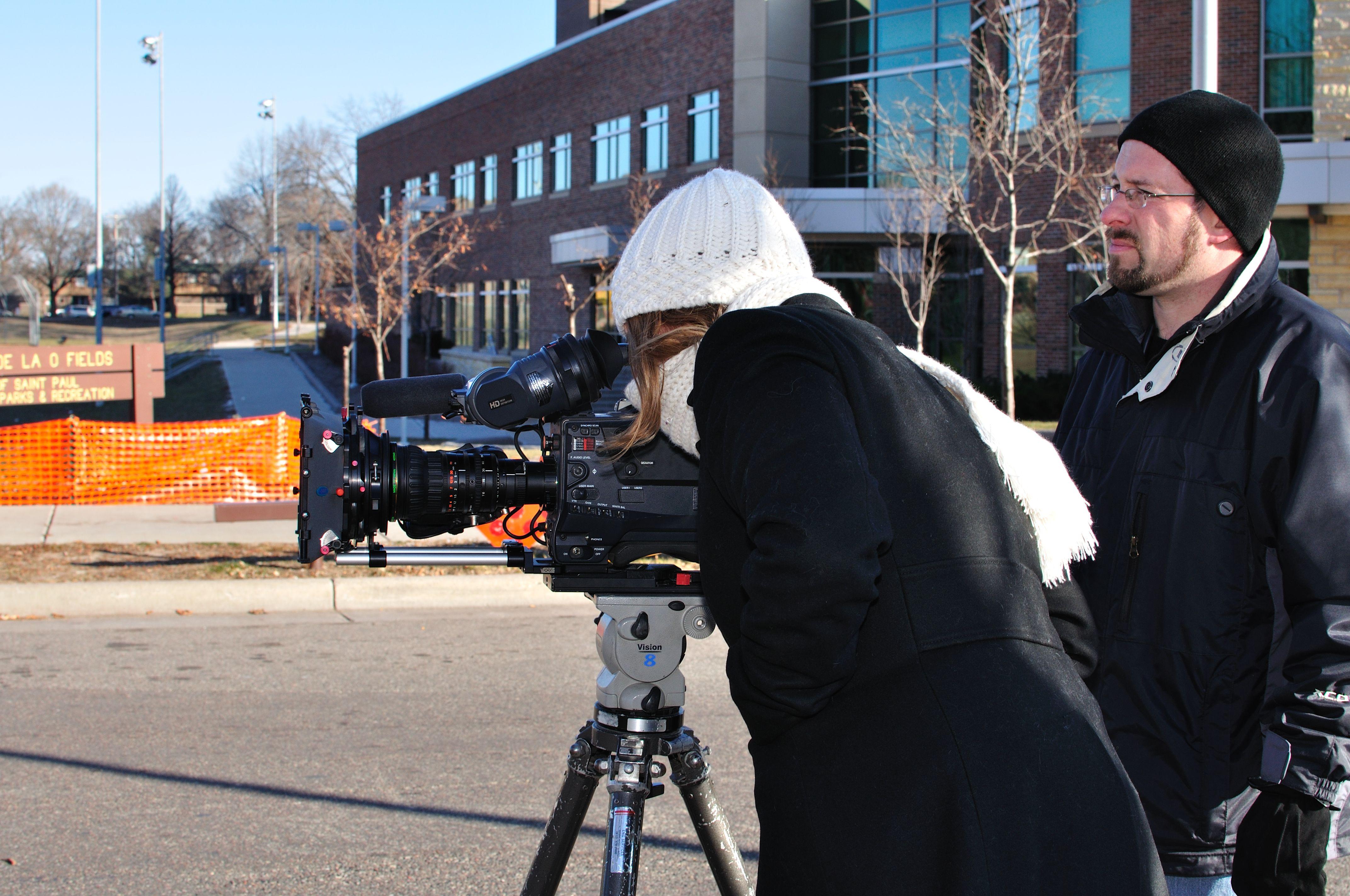 Filmmaker Dawn Mikkelson