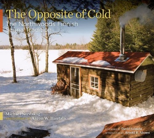"""MN Authors Michael Nordskog & Aaron Hautala and """"The Opposite of Cold"""""""