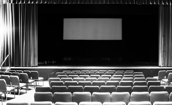 Mounds Theatre: Historic and Haunted