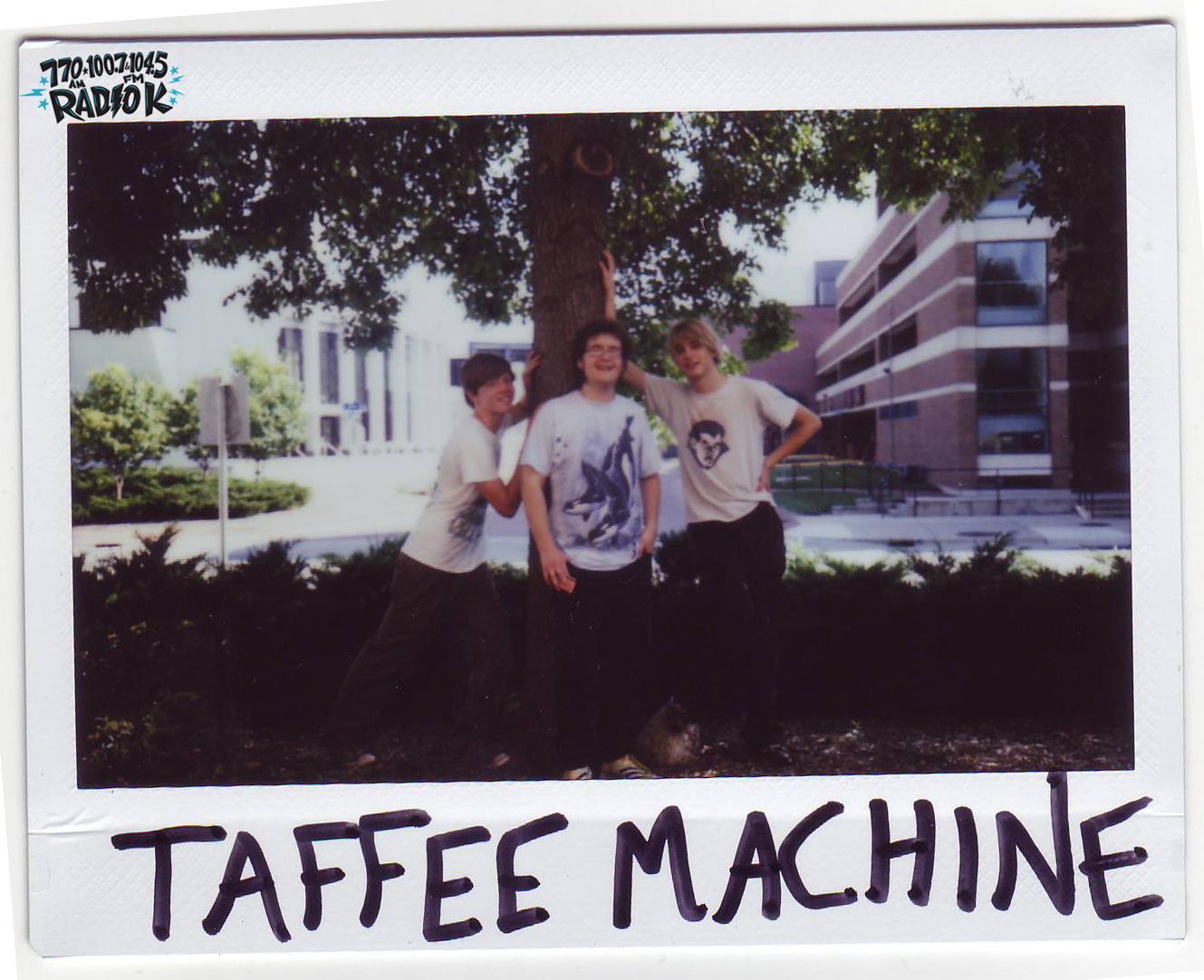 Taffee Machine