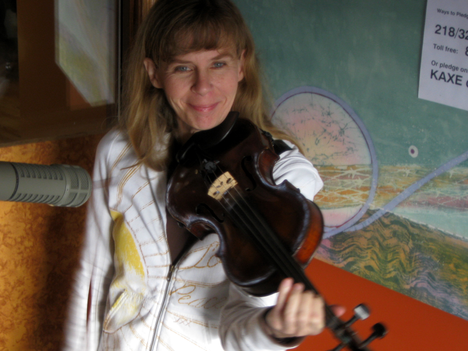 3 Time MN State Fiddle Champion Mary LaPlant