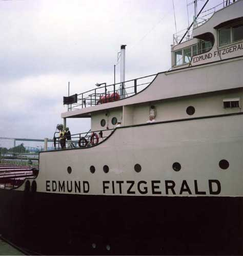 MN90: The Wreck of the Edmund Fitzgerald