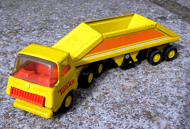 MN90: World's Toughest (Toy) Trucks