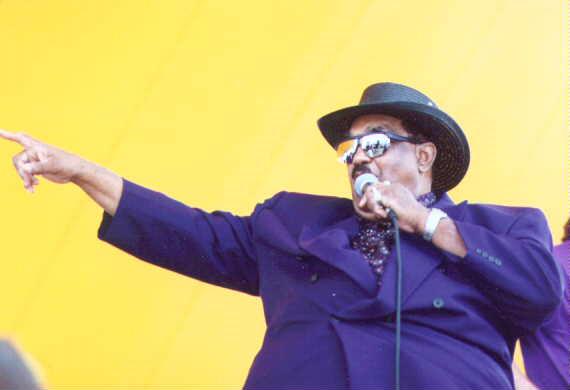 MN's Blues Man Big Walter Smith