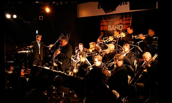The Live Feed Presents: Gordin Goodwin and The Big Phat Band