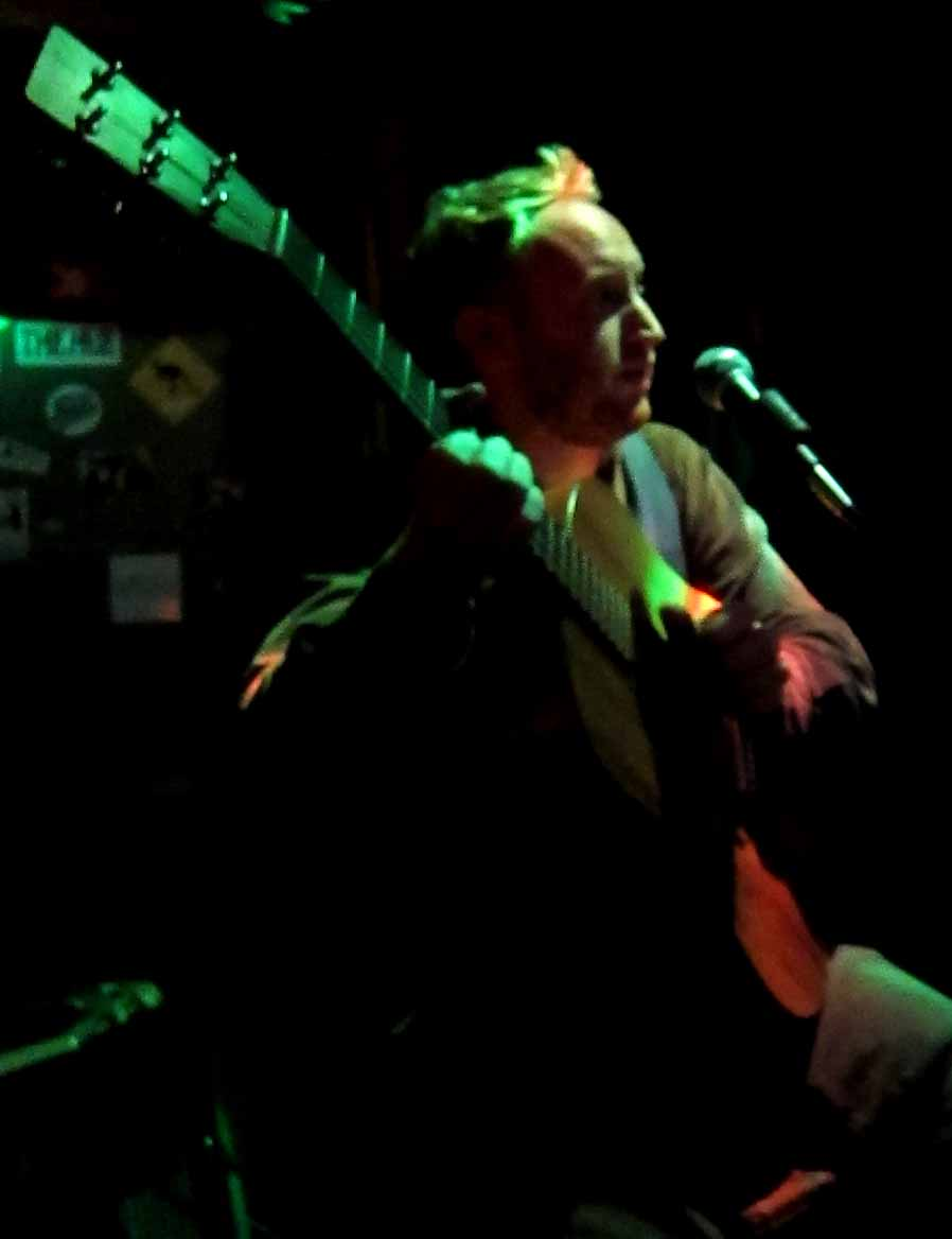 The Live Feed presents; The Reverend Eddie Danger Trio