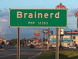 Between You and Me: Brainerd