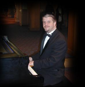 Chris Lomheim, pianist