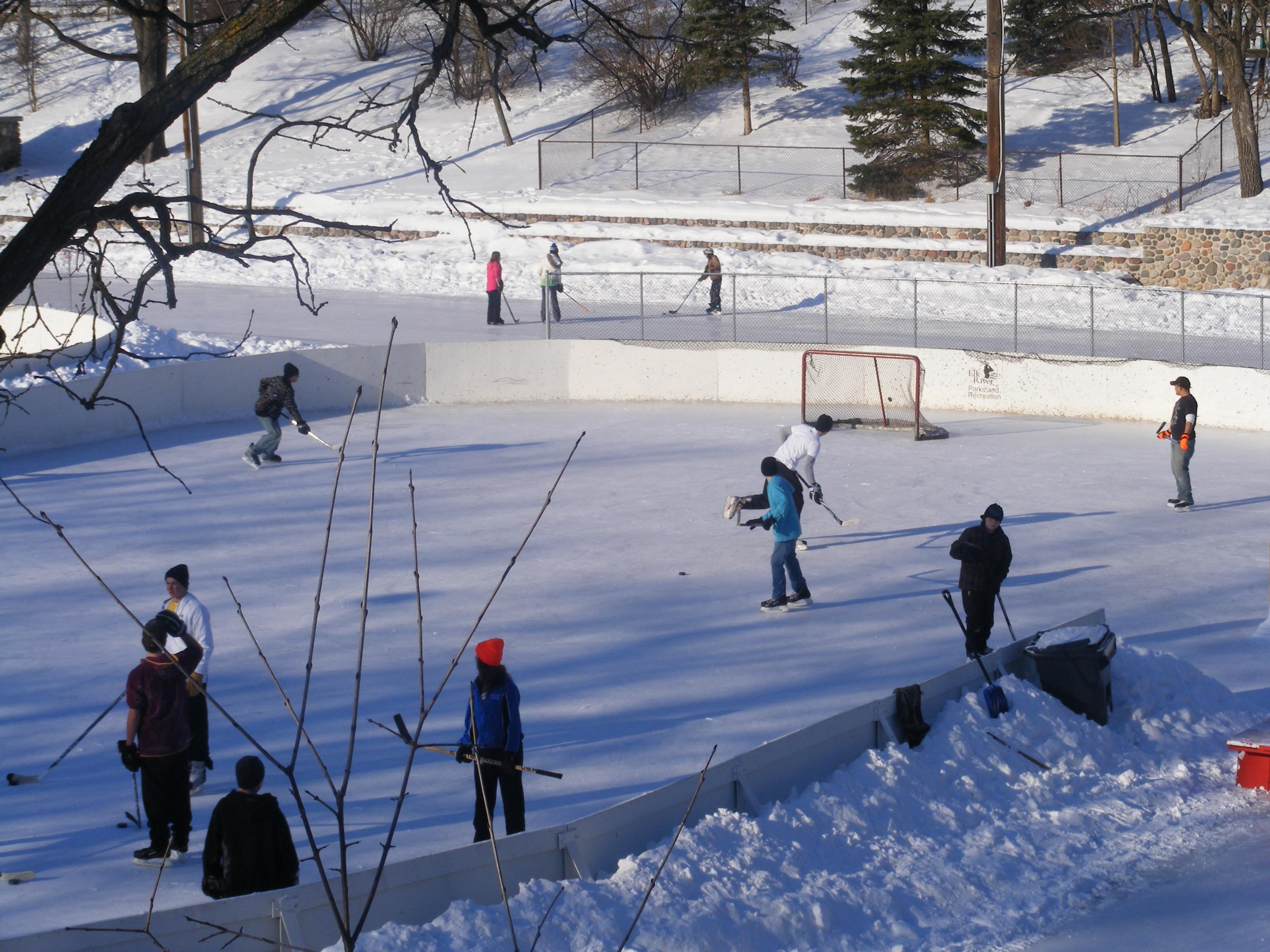 Pond Hockey 2011