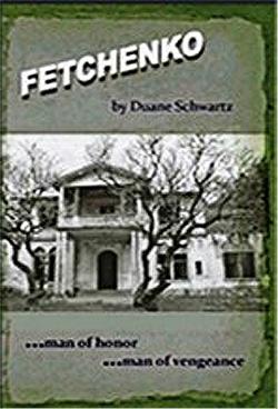"""MN Author Dwane Schwartz and """"Fetchenko"""""""