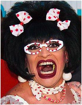 Miss Richfield 1981/Russ King: Meet the Man Behind the Twin Cities Hottest Cabaret Performer