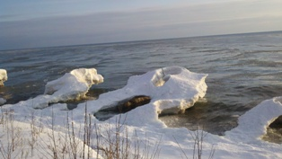 The Big Freeze On Lake Superior: Where And When