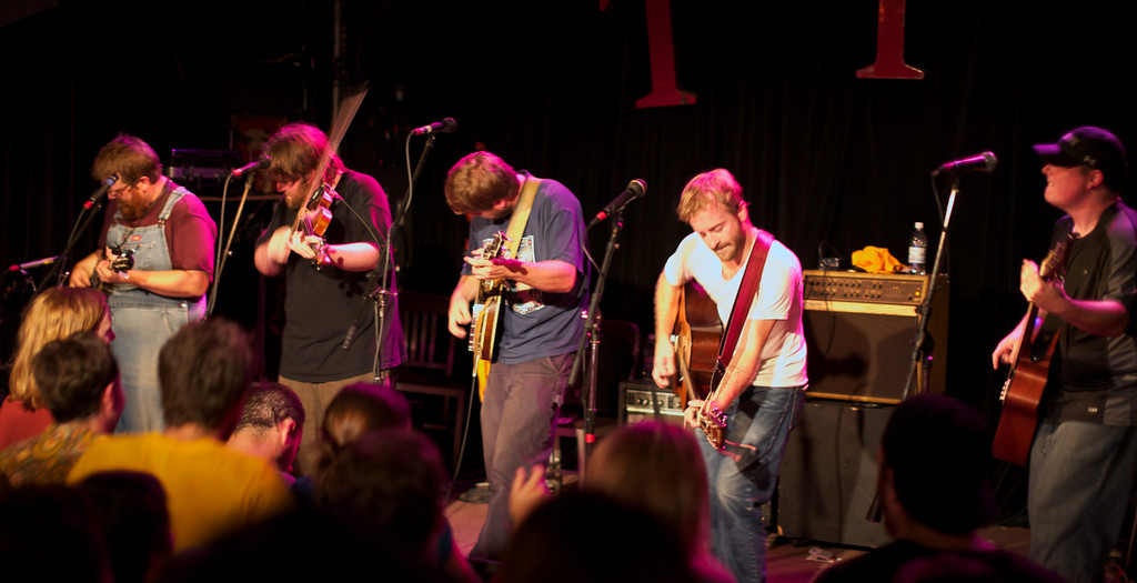 The Live Feed Presents: Trampled by Turtles