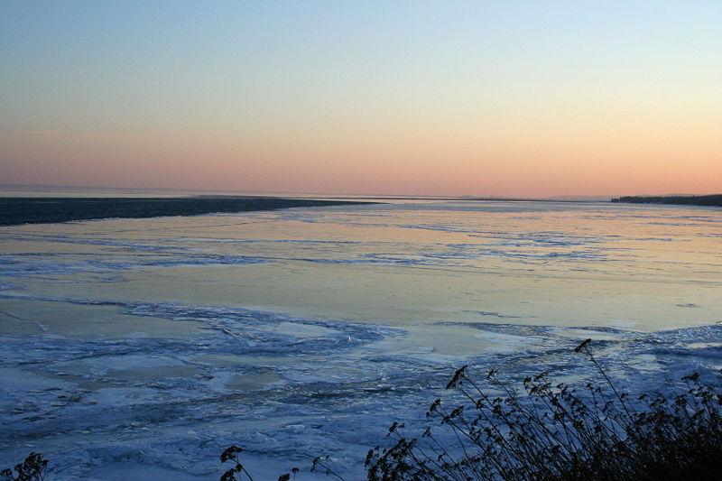 Activity Under Our Frozen Lakes