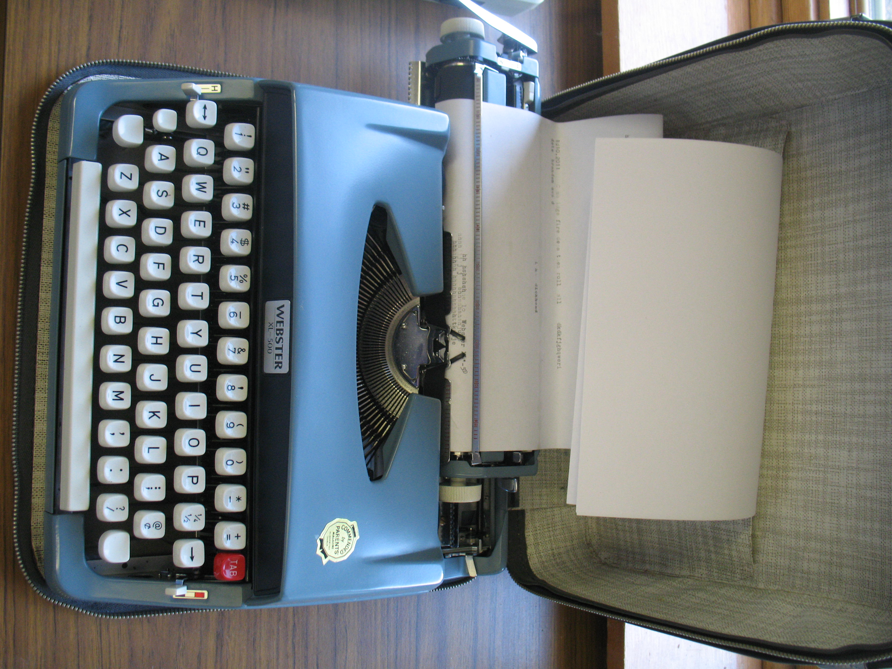 Clickety-Clack: A Visit to Vale Typewriter
