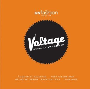 MN Fashion presents Voltage: Fashion Amplified 2011