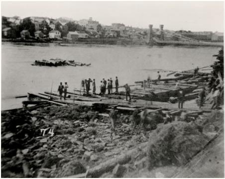 The History of Nicollet Island, Part I