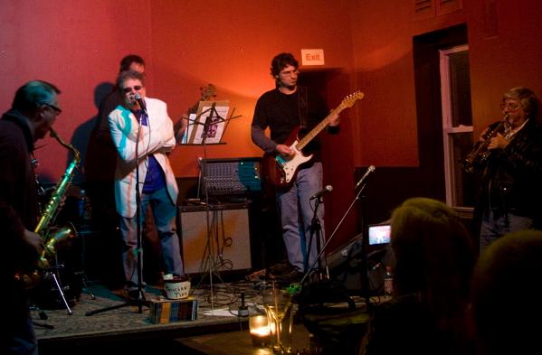The Live Feed Present: New X Art Ensemble