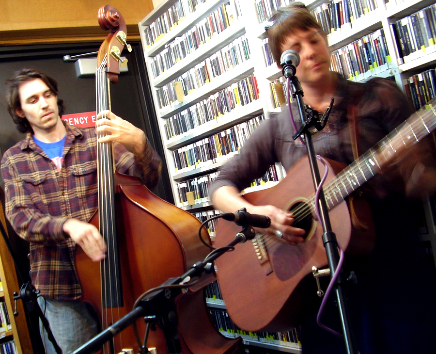 Live from Studio A: Charity Huot and The Summit Hill Band