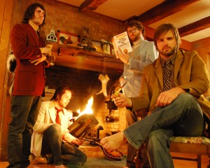 An Evening with Twin Cities Psych-Rockers The Color Pharmacy