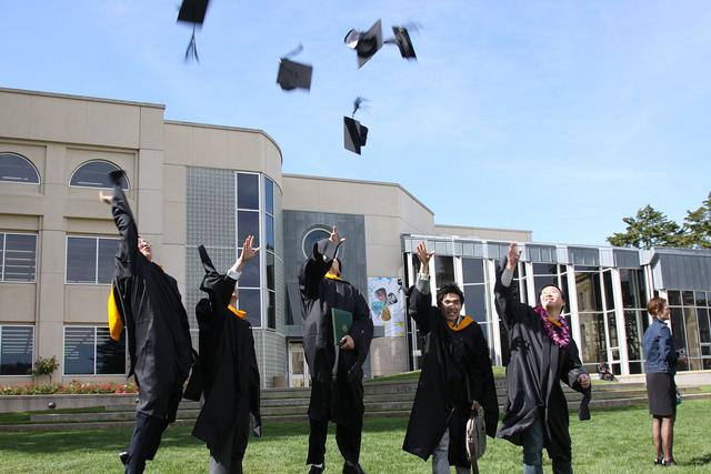 Graduation Means Leaving Home