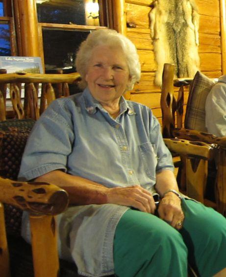 Harriet Boostrom Taus on Early Gunflint Trail Life