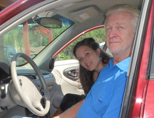 Behind the Work: Bob Brandt, Drivers Education Instructor