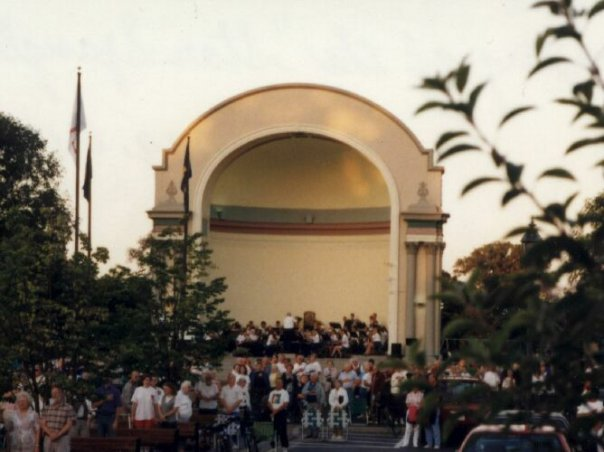 The Winona Municipal Band 2011 Season, Concert 6