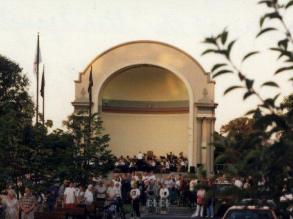 The Winona Municipal Band 2011 Season, Concert 4