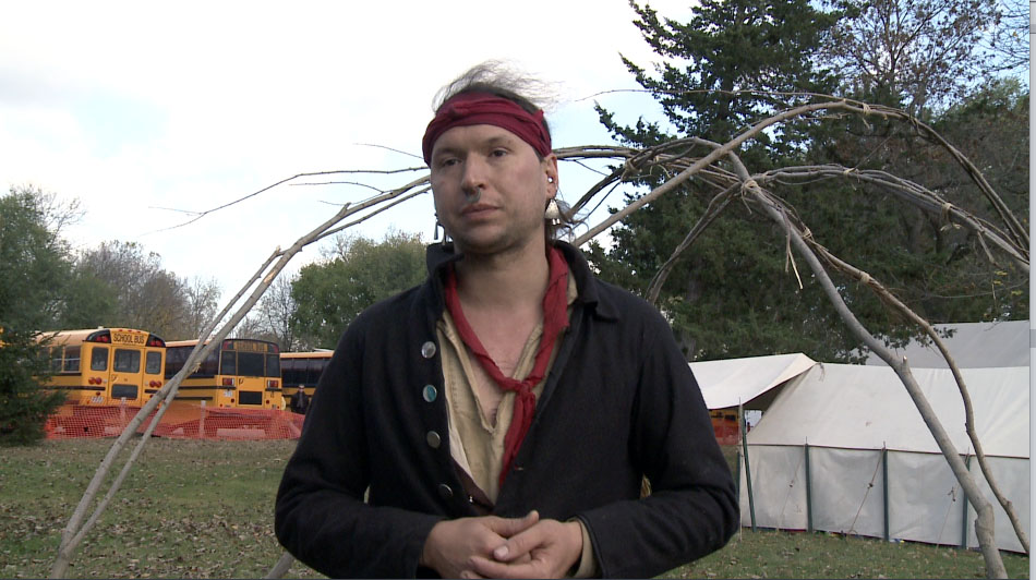 Big Muddy River Rendezvous 2011: Wigwams and Tomahawks
