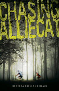 "Rebecca Fjelland Davis talks with Heidi Holtan about her book ""Chasing Alliecat."""