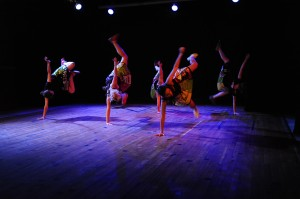 Jazz Dance Company, Rhythmically Speaking