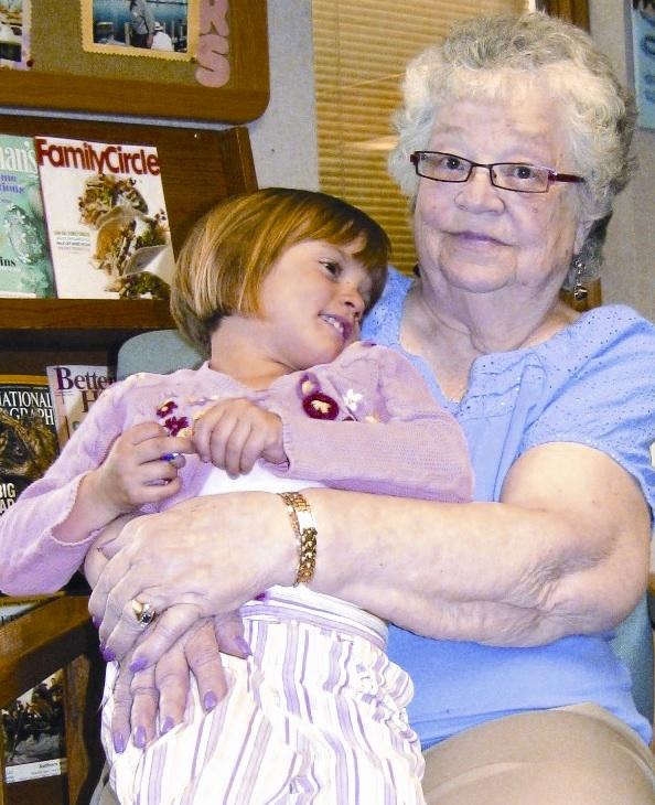Mt. Olivet blends child and elder care