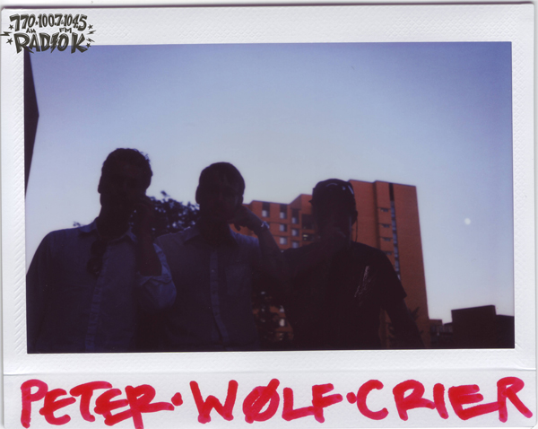 Peter Wolf Crier