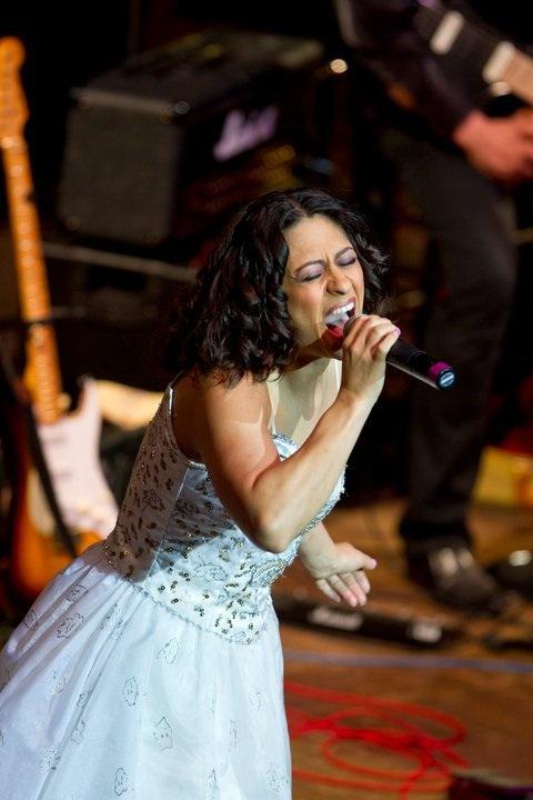 Singer/Actor Michelle Delgado