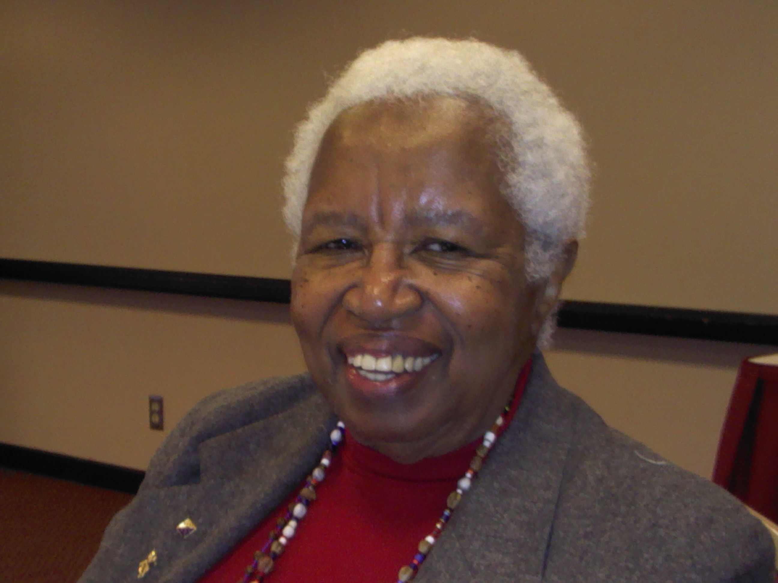 Chemist Jeannette Brown