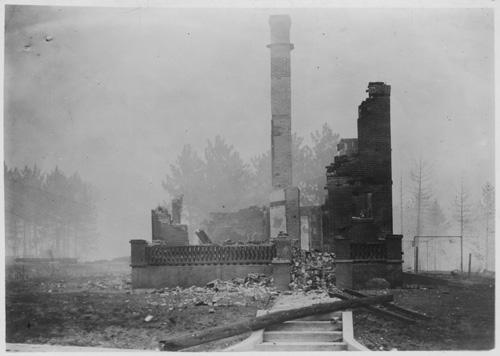 MN90: Minnesota's Massive Fire of 1918