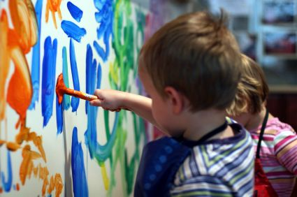 """Art for Children through Education and Other Wonderful Art """"Stuff!"""""""