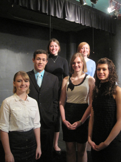 Poetry Out Loud: Regional competition coverage