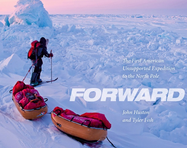First Americans to reach the North Pole unsupported and unassisted