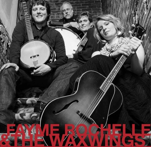 The Live Feed Presents: Fayme Rochelle and The Waxwings