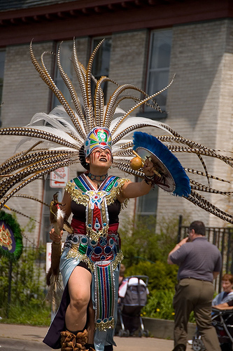 MN90: From Mexico to the Twin Cities:MN First Aztec Dancers
